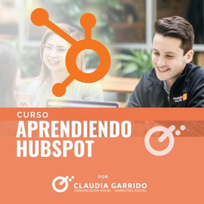 Claudia Garrido Curso Aprendiendo Hubspot