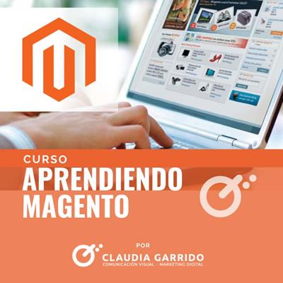 Claudia Garrido Curso Aprendiendo Magento