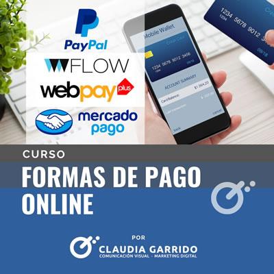 Claudia Garrido Curso Formas de Pago online