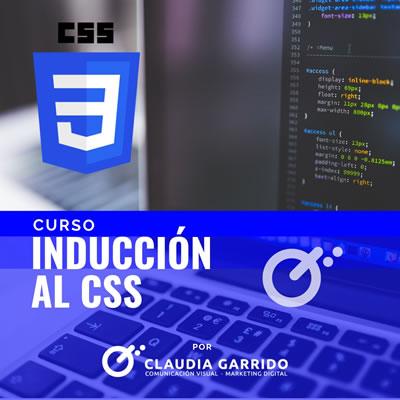 Claudia Garrido Curso Induccion a CSS