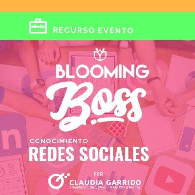 Claudia Garrido Recursos Blooming Boss