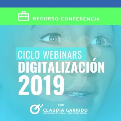 Claudia Garrido Recursos Digitalizate 2019