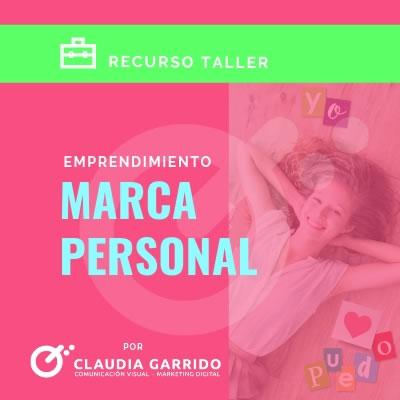 Claudia Garrido Recursos Marca Personal