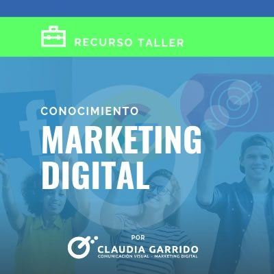 Claudia Garrido Recursos Marketing Digital