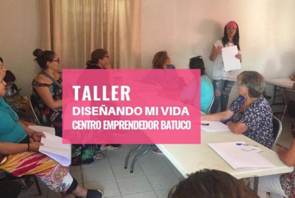 Claudia Garrido - Taller Diseñando mi Vida 19-02-07
