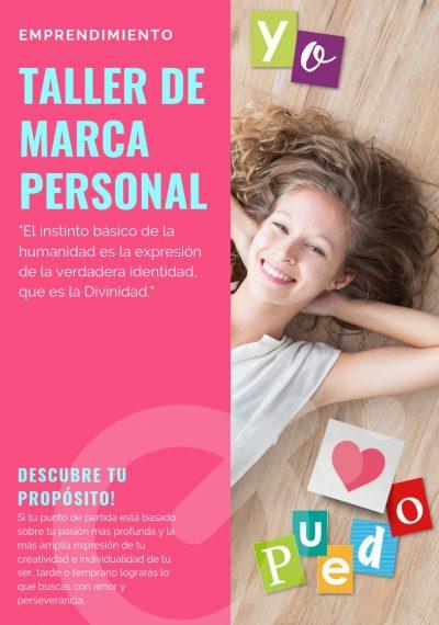 Claudia Garrido - Taller Marca Personal 1