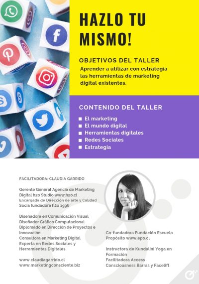 Claudia Garrido - Taller Marketing Digital 2